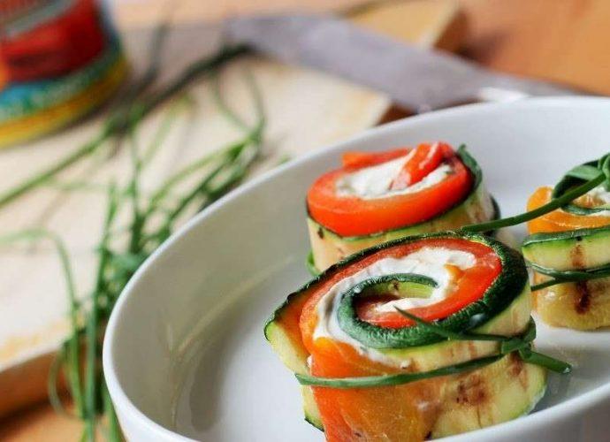 involtini di zucchine 1